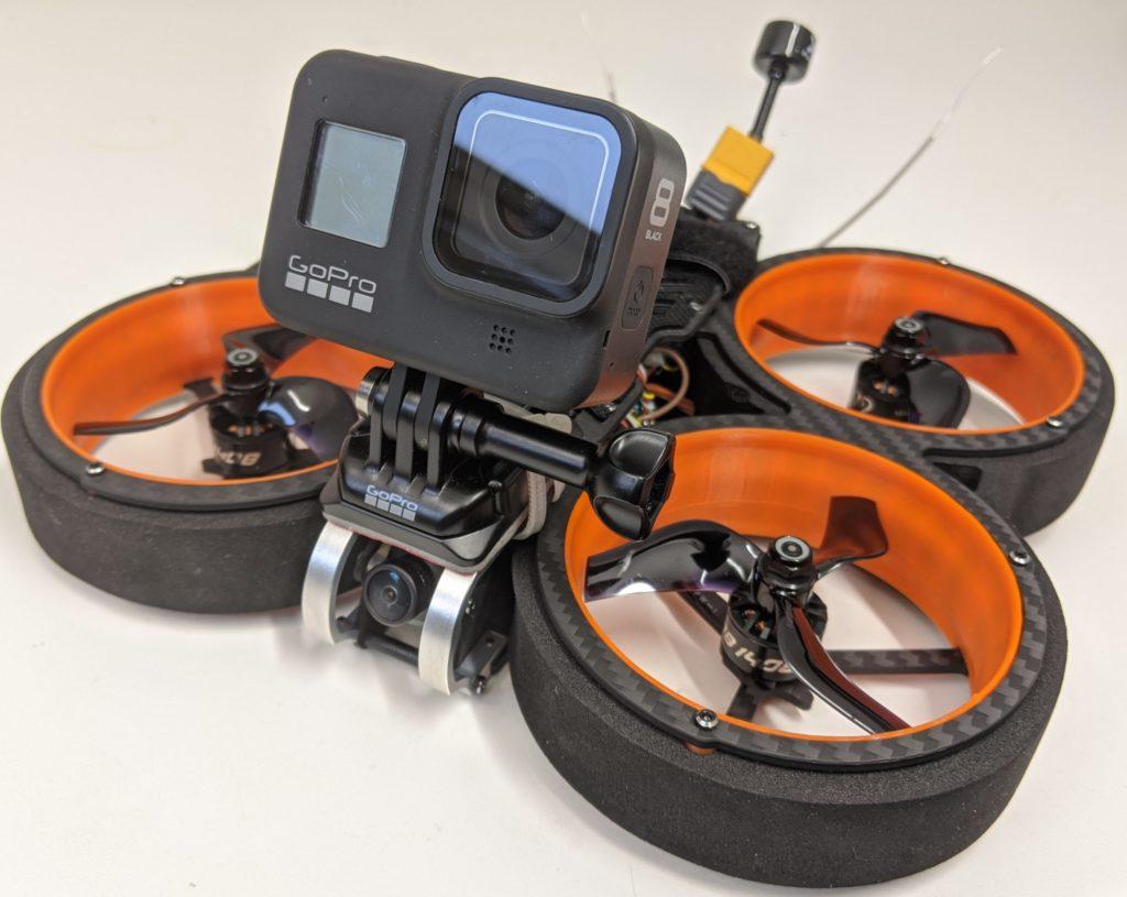 Cine FPV Racing Drohne für dynamische Filmaufnahmen